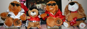 Elvis Teddy Bears